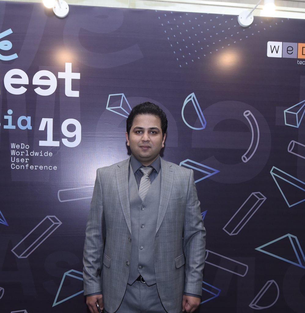 Jazib Zaman at WeMeet Asia 2019