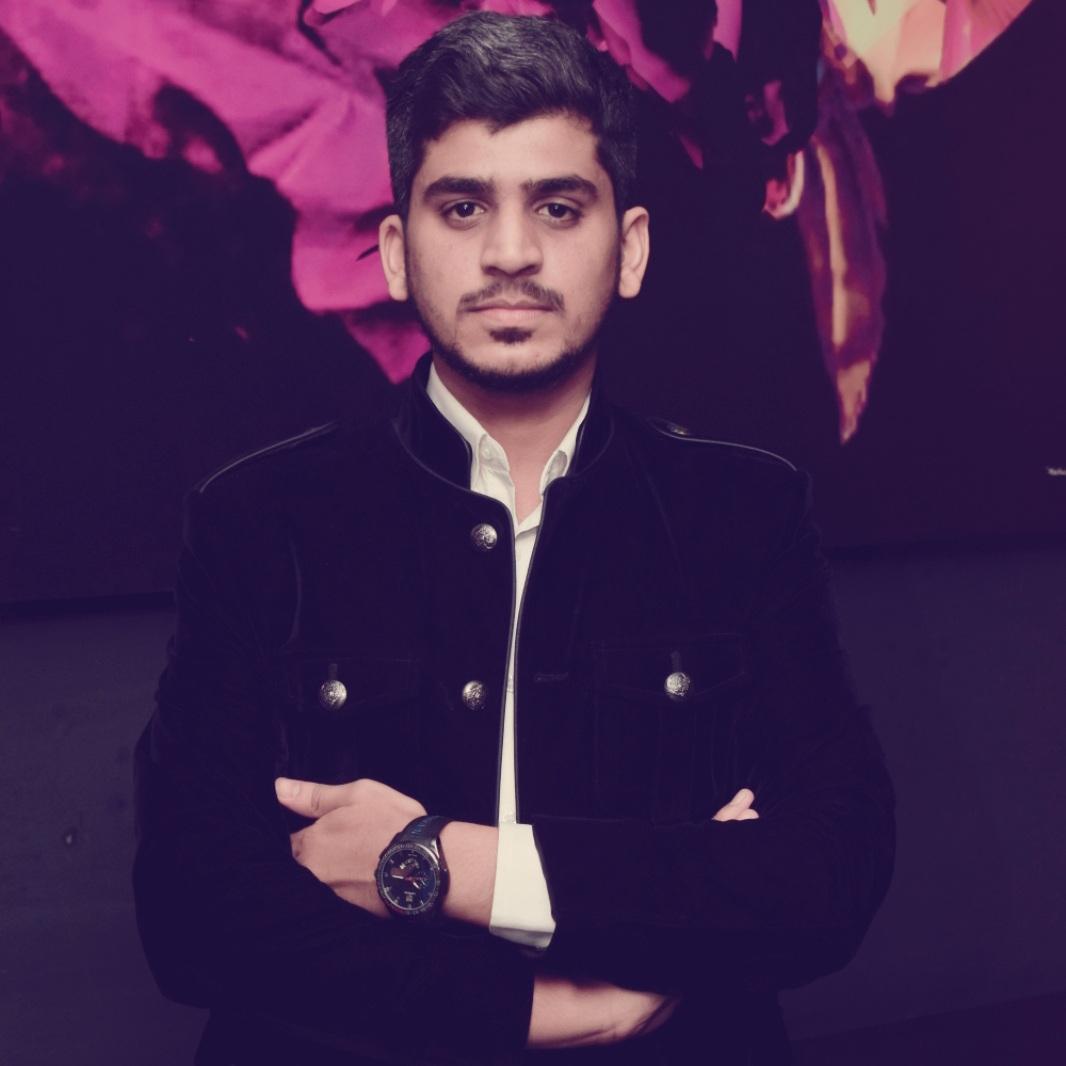 saad bin khalid - Employee of the Month